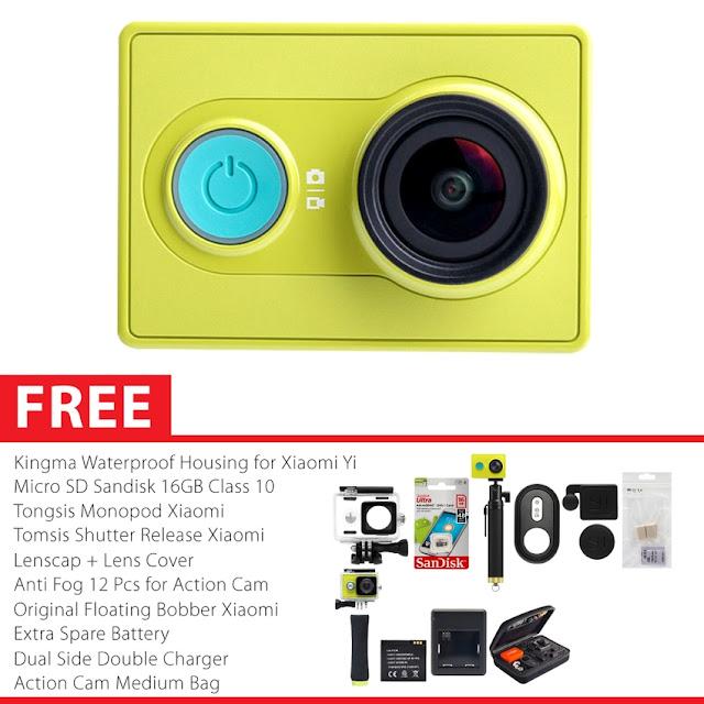 Xiaomi Yi Camera Lazada
