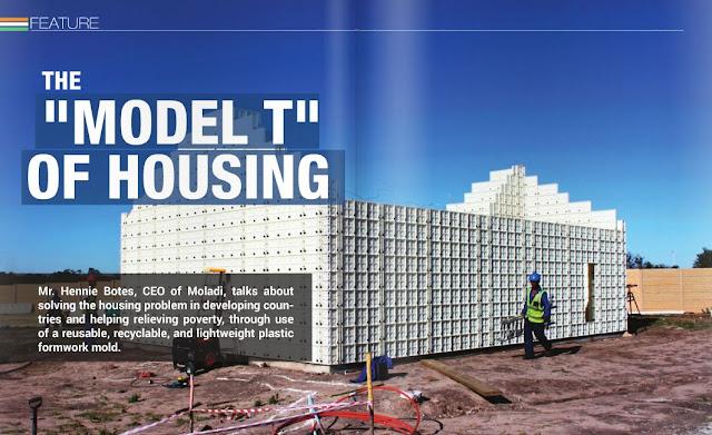 Model T of housing
