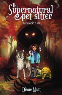 Supernatural Pet Sitter