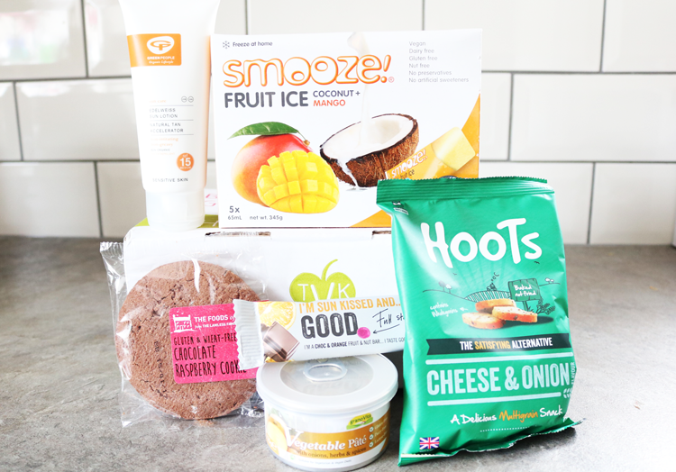 The Vegan Kind Lifestyle Box - June 2016 review #TVK32