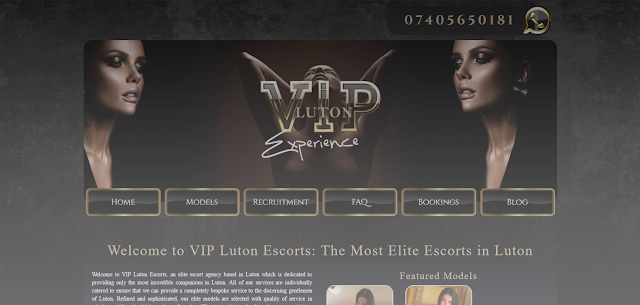 vip luton escorts homepage