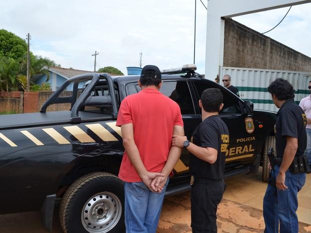 Empresário filhadapex que fornecia carne estragada para escolas é preso em Rondônia