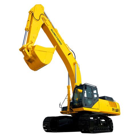 Sumitomo Excavators SH480LHD-5