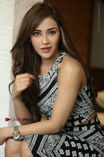Telugu Actress Angela Krislinzki Latest Pos in Short Dress  0191.JPG