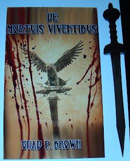 Portada del libro De Mortuis Viventibus, de Chad P. Brown