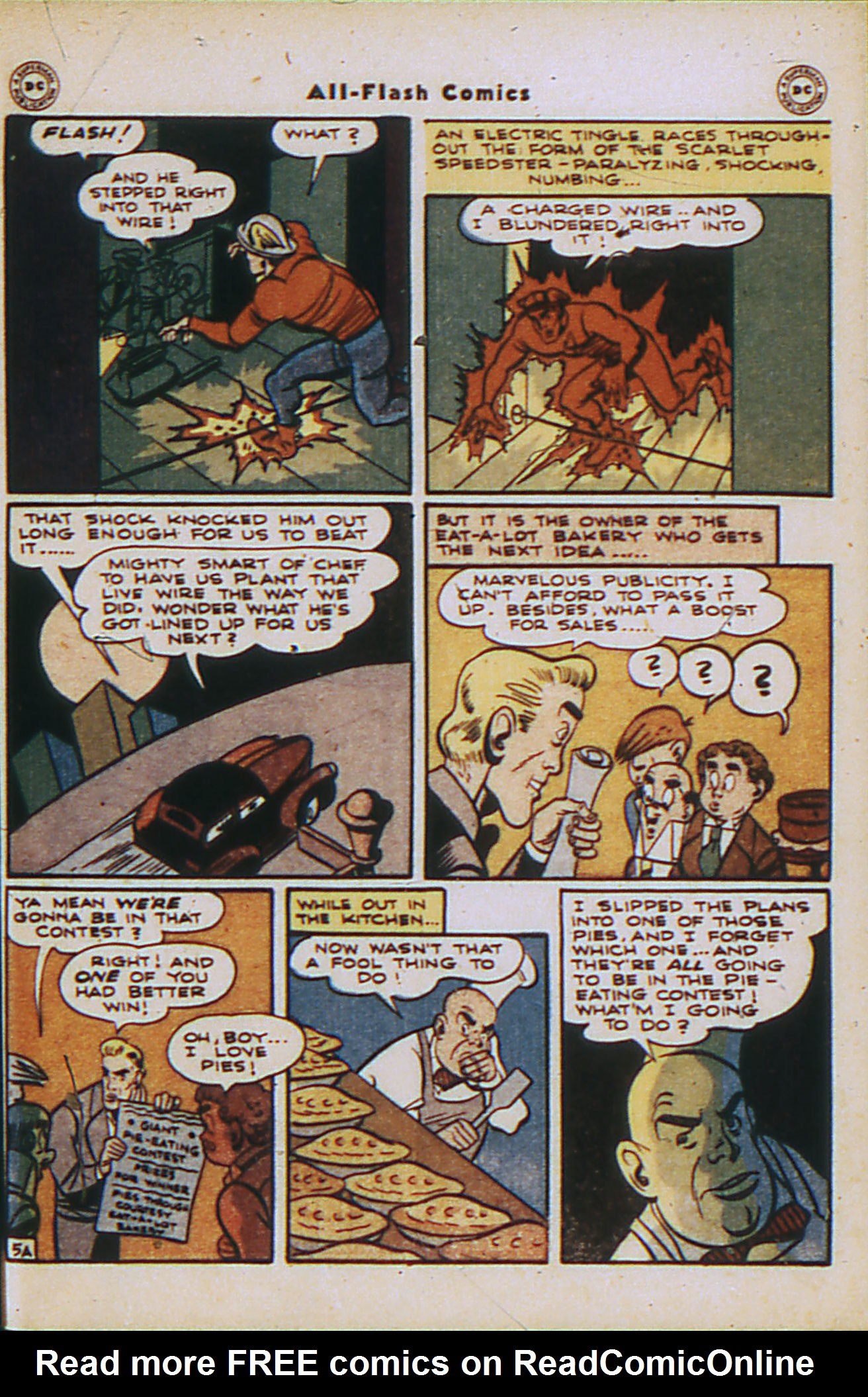 Read online All-Flash comic -  Issue #26 - 8