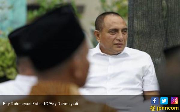 Bandar Pernah Iming-imingi Edy Rahmayadi Rp 1,5 Triliun