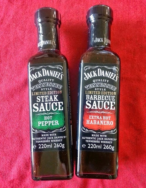 Jack Daniel's hot limited edition barbeque sauces review