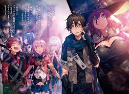 anime, 2016, Hai to Gensou no Grimgar, job, kelas, download, link, gambar, situs, kelas, game, grimgar, haruhiro, rpg,