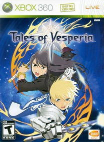 Tales of Vesperia PAL XBOX360-STRANGE