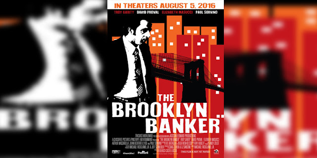 Sinopsis, detail, dan nonton trailer Film The Brooklyn Banker (2016)