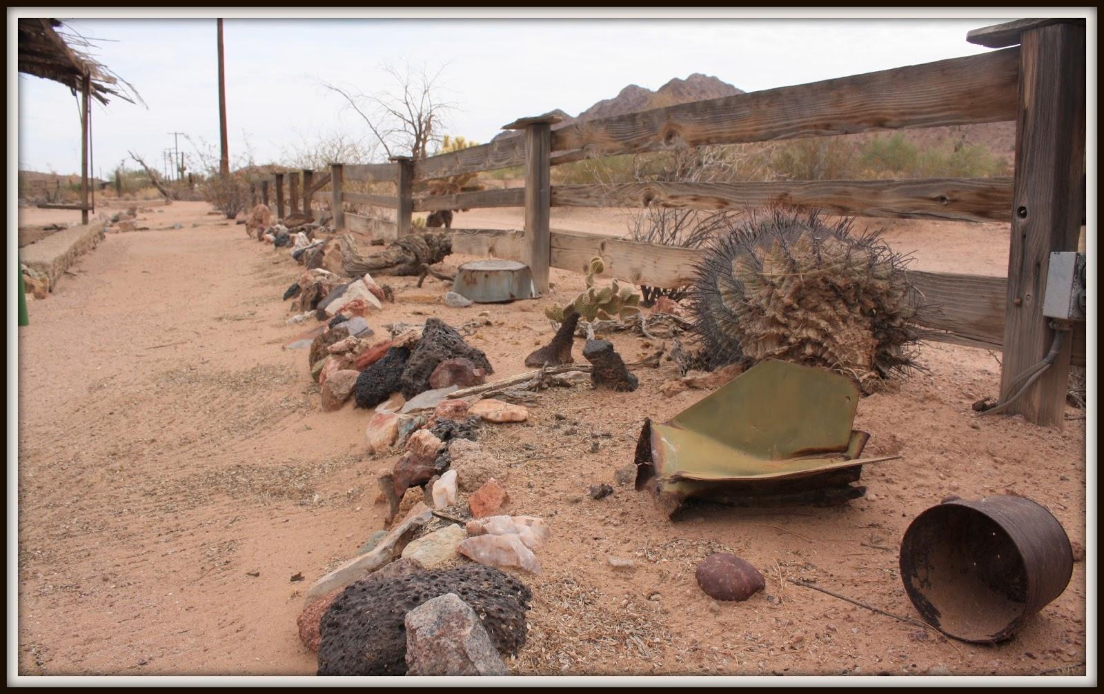 Les Chroniques De Matamata Dateland Arizona Automne