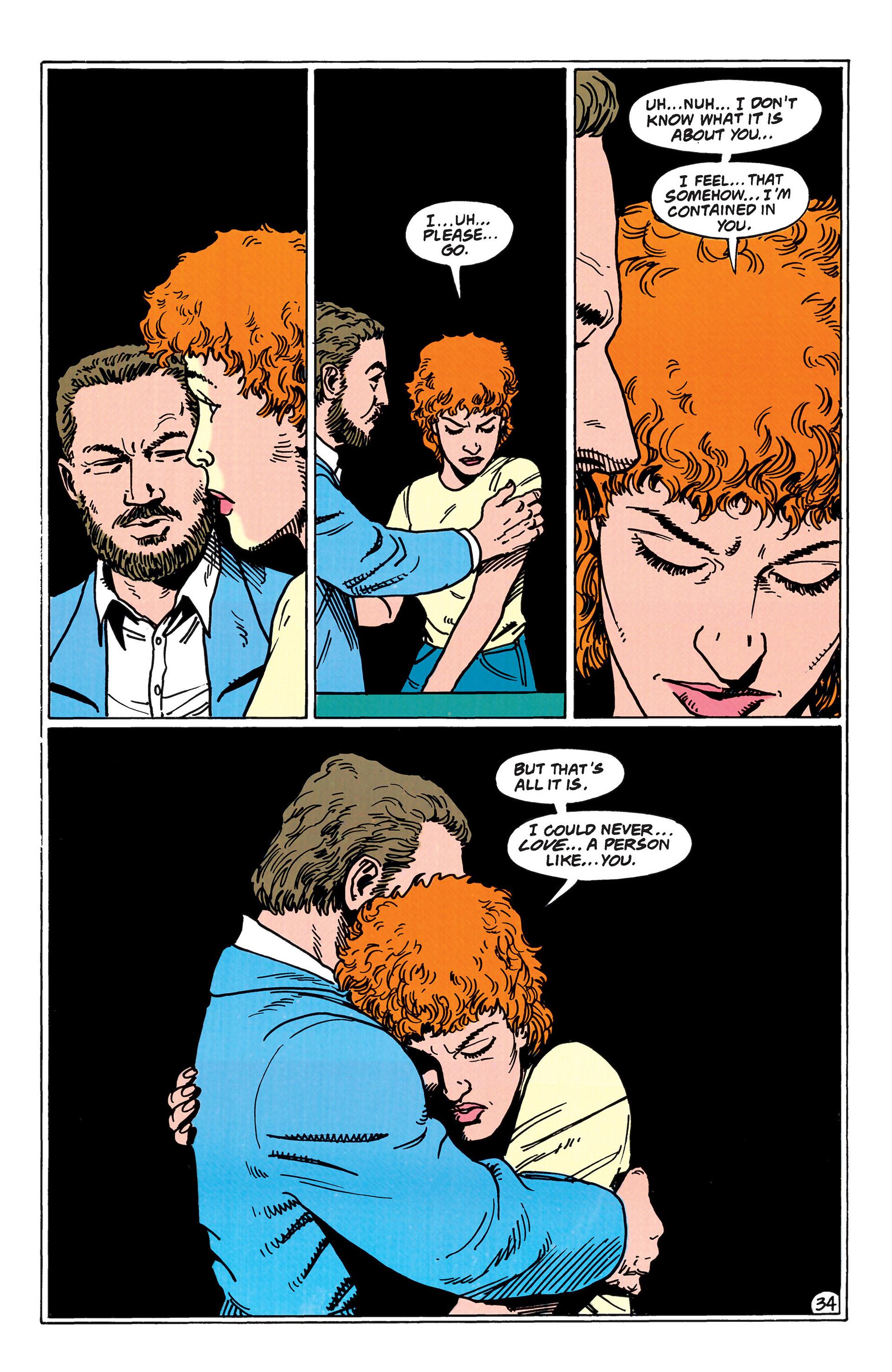 Read online Animal Man (1988) comic -  Issue #50 - 34