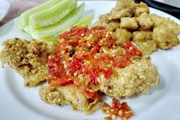 Resep Ayam Geprek Bensu dan Cara Membuatnya Lengkap!