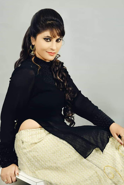 Actress Rakhi Singh