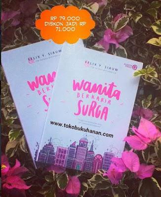buku wanita berkarir surga karya Felix Siauw