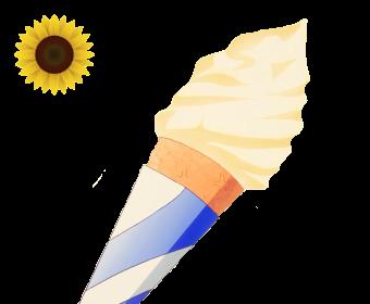 Wakaba Girl - Soft-Serve Ice Cream