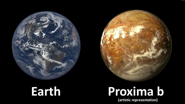 Suposto planeta que se assemelha a Terra segundo a NASA