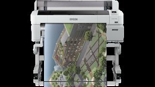 Epson SureColor T5070 driver descargar