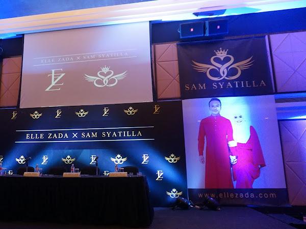 Elle Zada X Sam Syatilla : Projek Raya 2016