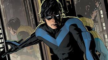PROMETEN QUE HABRÁ UNA PELÍCULA PARA Nightwing