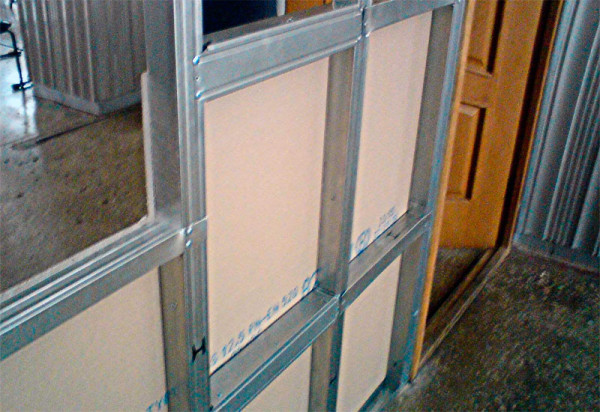 Installing Drywall Partition And How To Drywall Step By Step