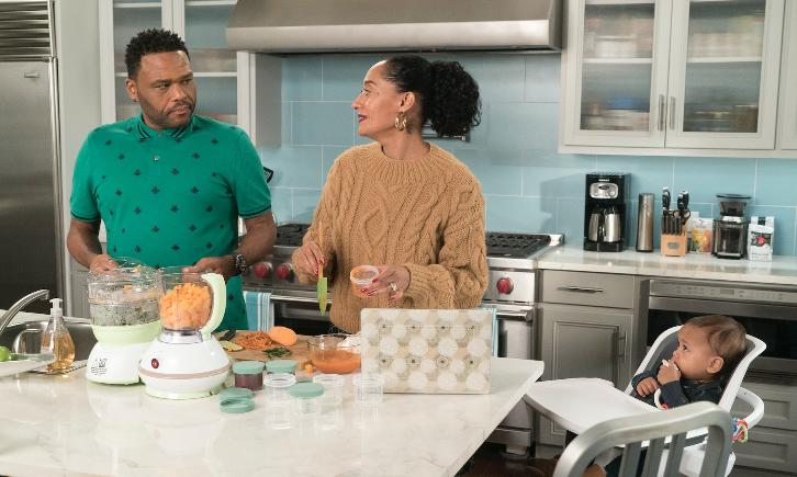 Black-ish - Episode 4.12 - Bow Knows - Promotional Photos & Press Release