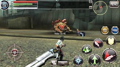 God Eater Online Download Apk