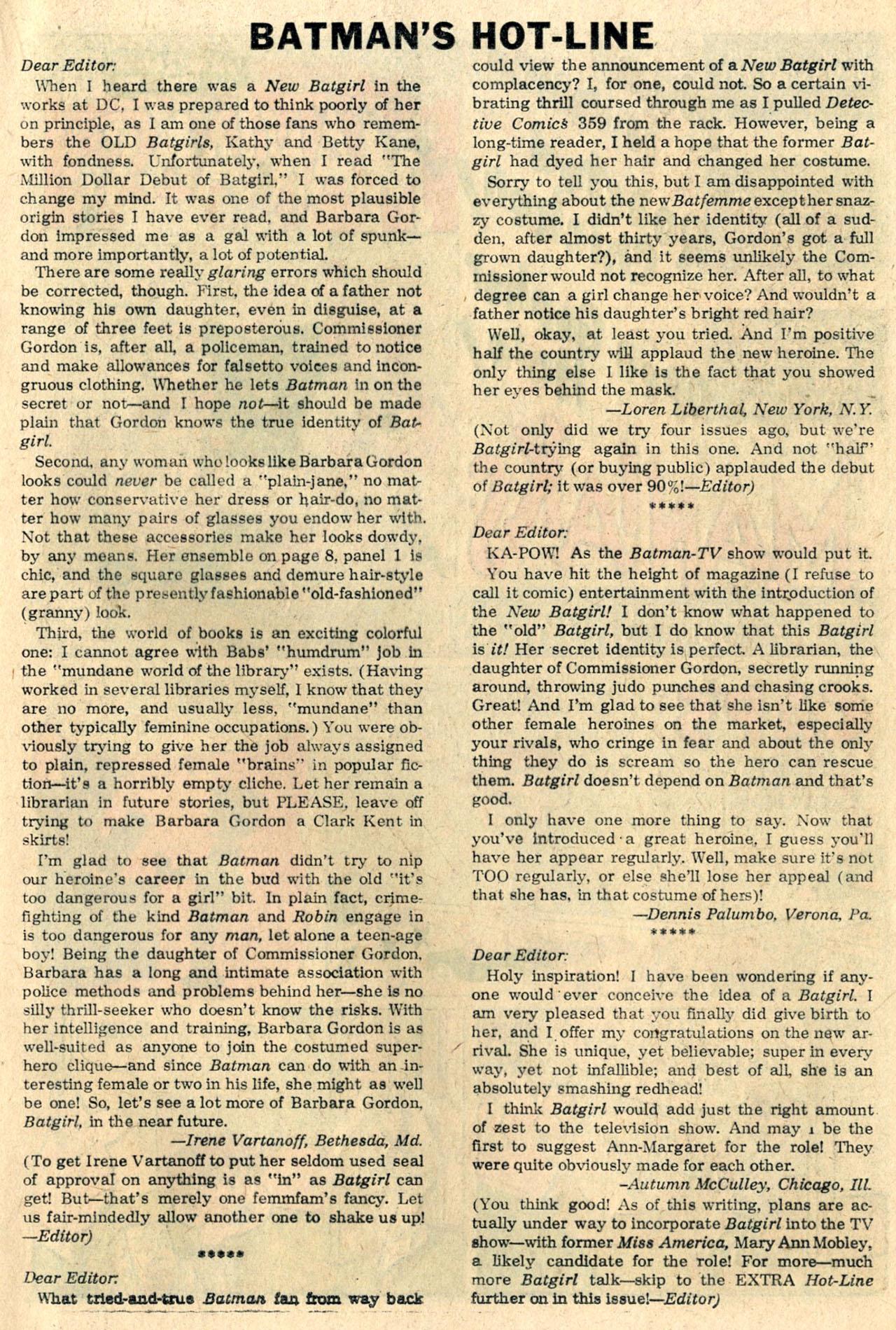 Detective Comics (1937) 363 Page 20