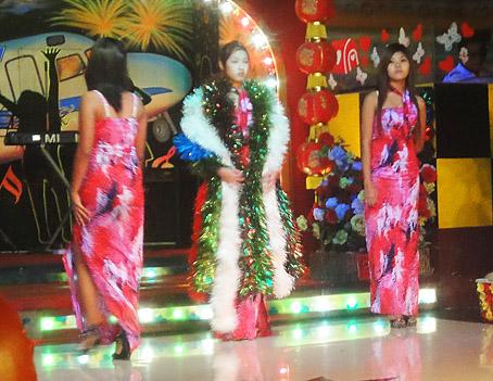 Asia entertainment nightclub in Yangon