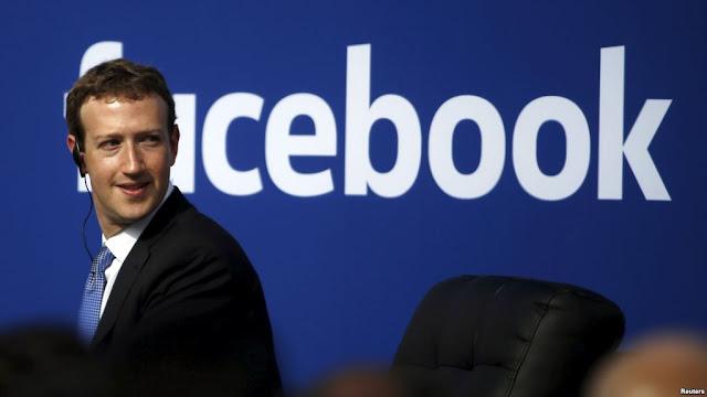 Mark Zuckerberg Mendirikan Facebook