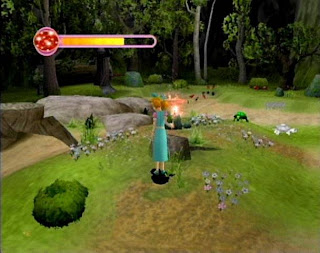 Disney Princess: Enchanted Journey (PS2) 2007
