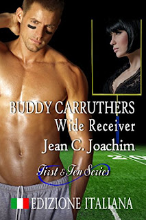 Buddy Carruthers, Wide Receiver: Edizione Italiana PDF