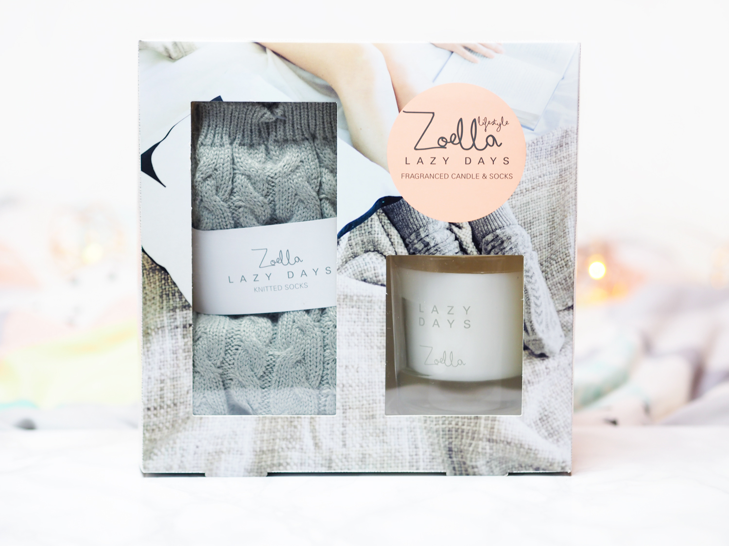 Zoella Lifestyle Lazy Days Gift Set