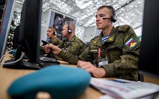 Какой Интернет сделали в России для военных?