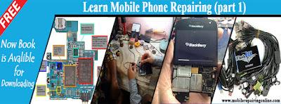 Mobile Phone Repairing PDF Book