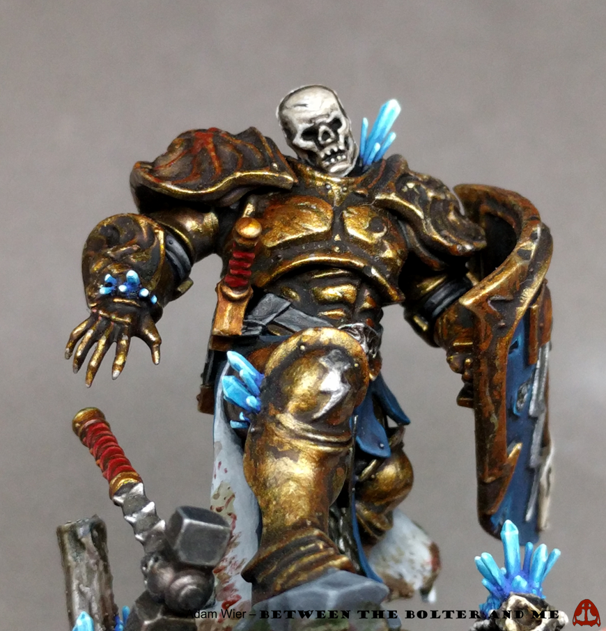 Between the Bolter and Me: AoS28: Stormcast Eternal