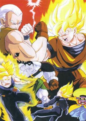 Dragon Ball Z: La pelea de los 3 Saiyajin [Película] [Latino] [HD] [MEGA]