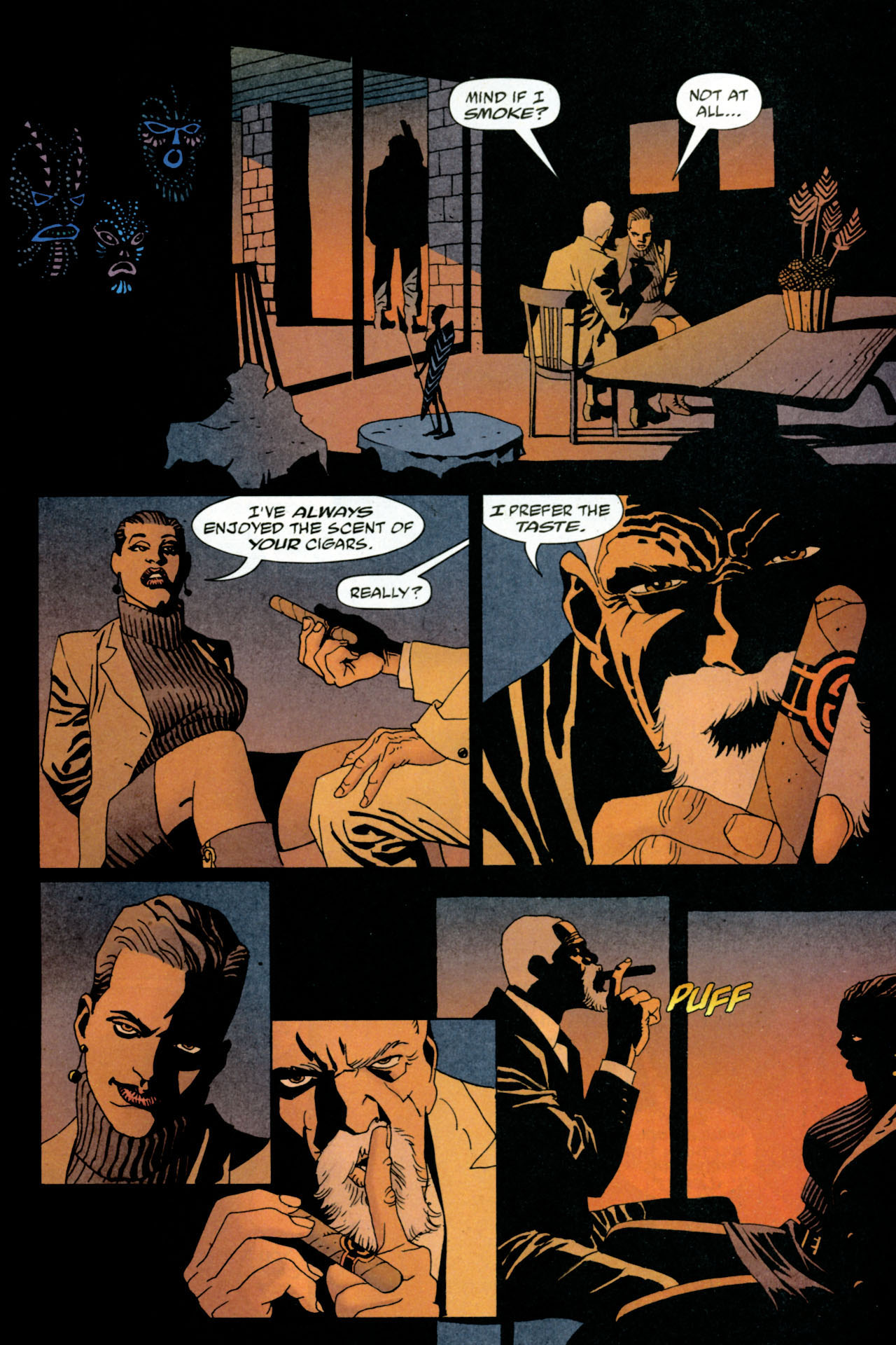 Read online 100 Bullets comic -  Issue #84 - 15
