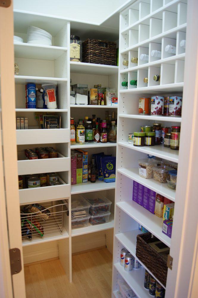 Nd Floor Food Pantry