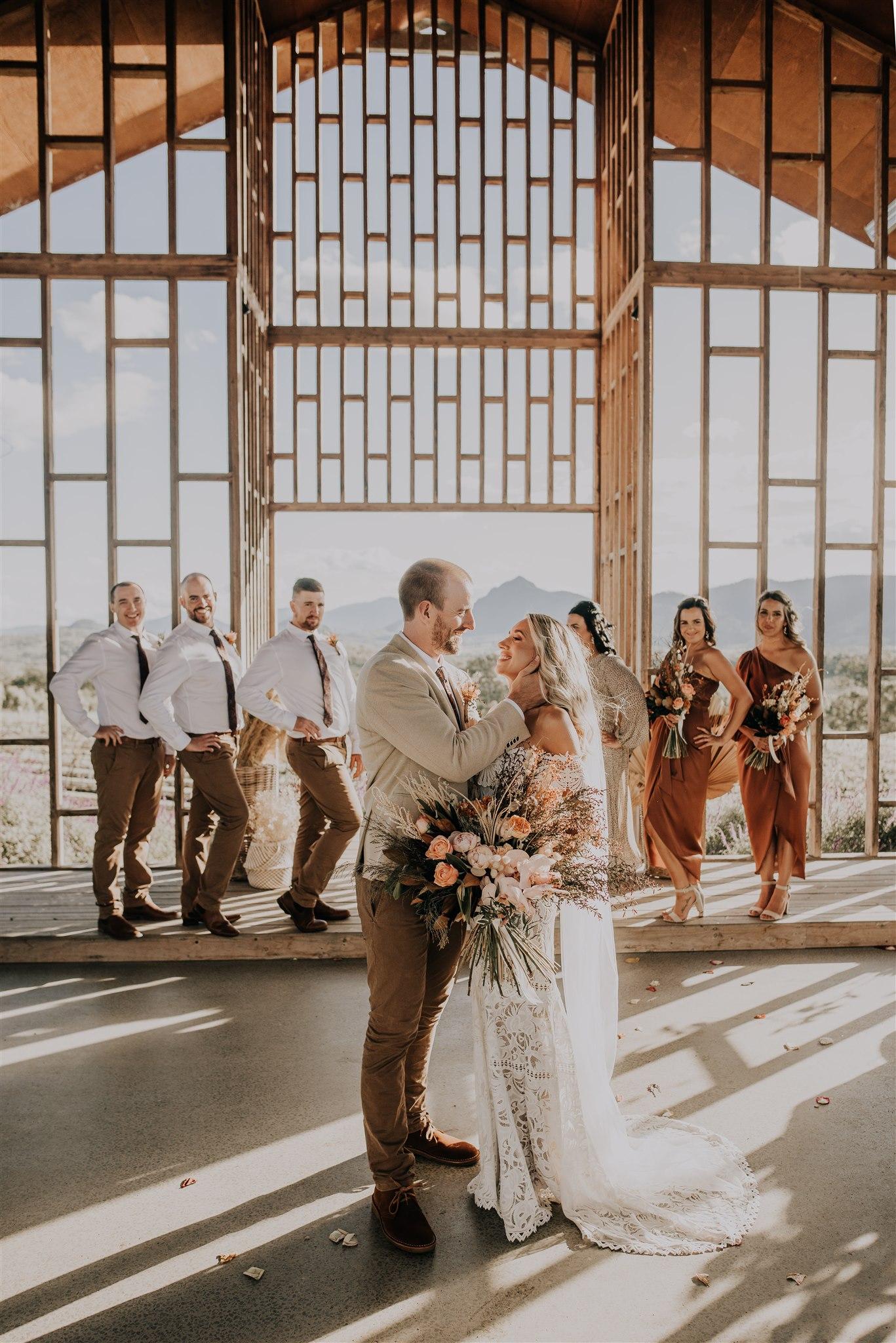 bird and boy photography real weddings