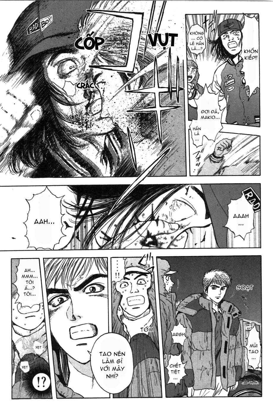 Psychometrer Eiji chapter 44 trang 16