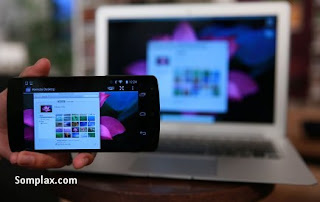 Cara Remote PC dengan Android,