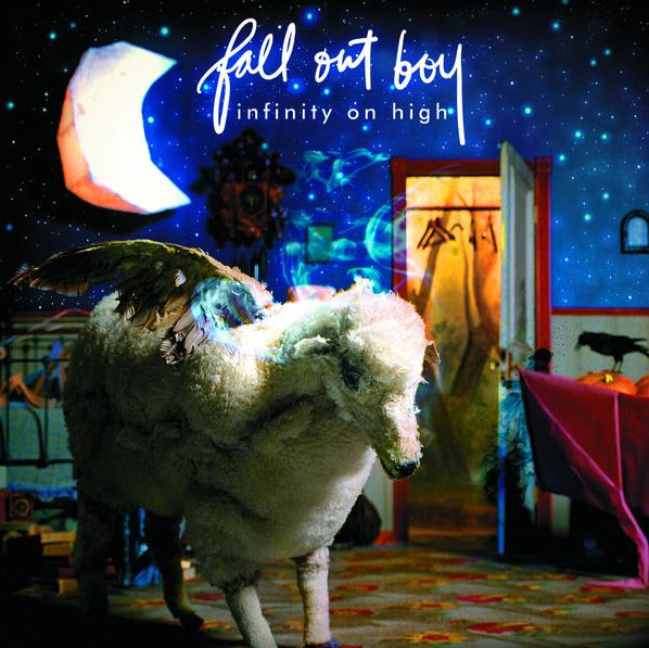 Fall Out Boy - Infinity On High (Deluxe Edition) Cover