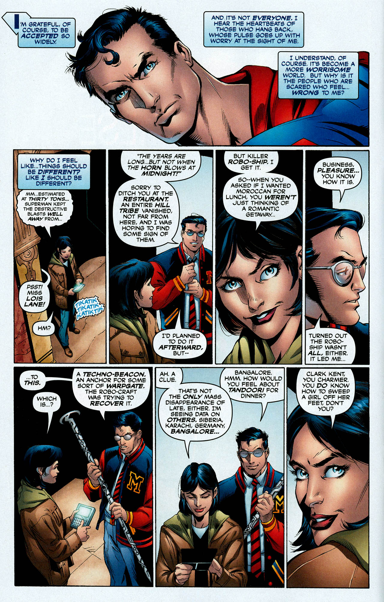 Read online Trinity (2008) comic -  Issue #8 - 11