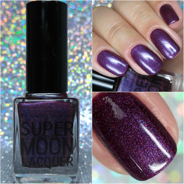 Supermoon Lacquer - Polish Pick Up September 2017