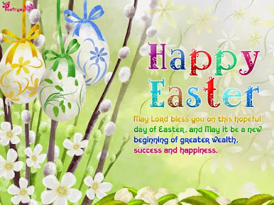 Easter Greetings Messages