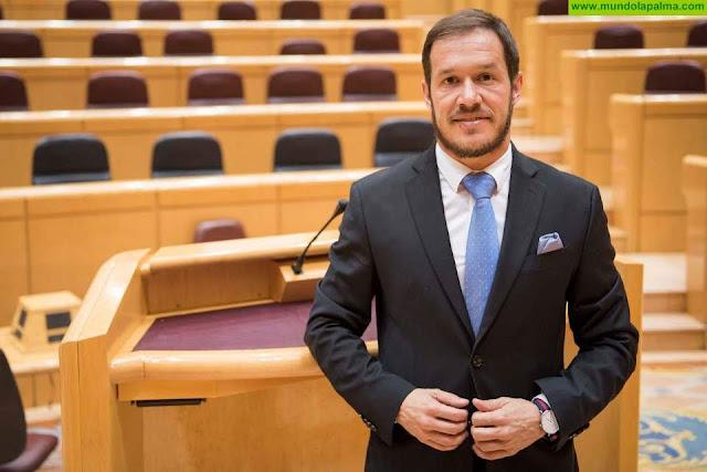 """Mariano Hernández """"Los Presupuestos Generales del Estado para el año 2019 son una """"cacicada"""" en contra de Canarias"""""""