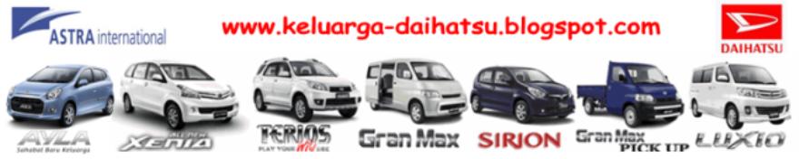 Beli Daihatsu Jadi Lebih Mudah!