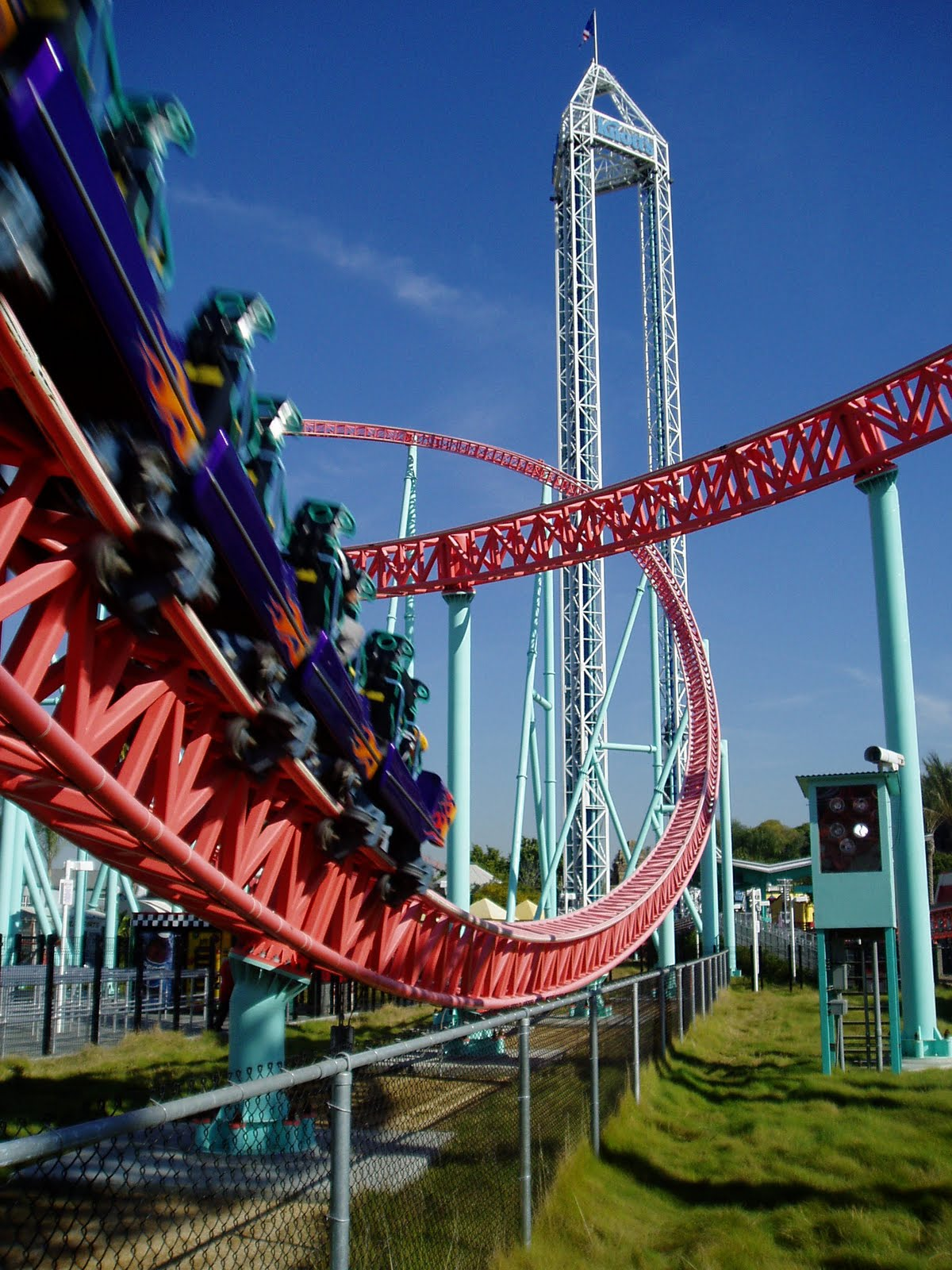 Rollercoaster Pictures